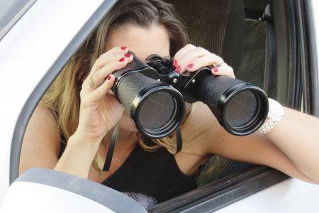 Spying on your ex