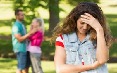 My ex has a new girlfriend : 5 tips to handle this situation the right way!