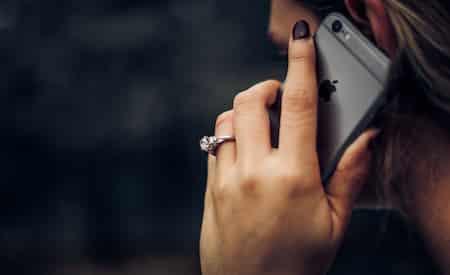 calling my ex