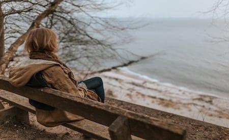 sad girl depressed
